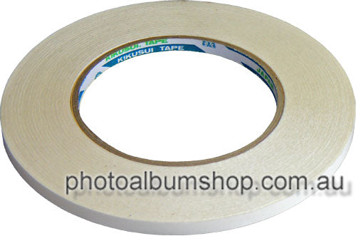 Kikusui 190 double-sided tapes 6mm x 50m