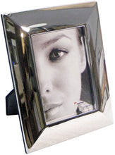 Lara4 mirrored metal photo frame 10x15cm / 6x4""