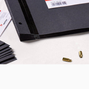 Detailed image of PA112 Walther Lino large photo album refills from The Photo Album Shop