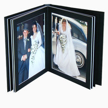 PortoBella 8x12 matted page portfolio albums for 10 photos 20x30cm PB12810