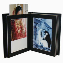 How ti insert images into PortoBella prematted albums