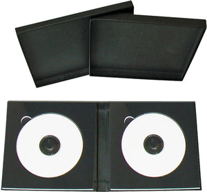 PortoBella Double Disc Folios for 2 CDs / DVDs