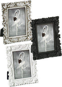St Germain ornate photo frame 10x15cm / 6x4""