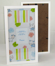 Farmily triple montage timber photo frame 10x15cm / 6x4""