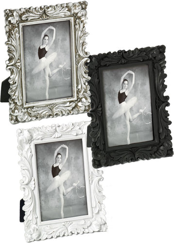 St Germain ornate photo frame 15x20cm / 8x6