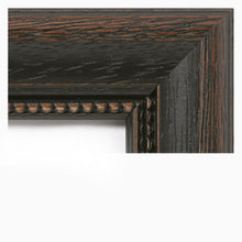 DF_P Unique 2 Antique Classic Oak timber moulding DETAIL