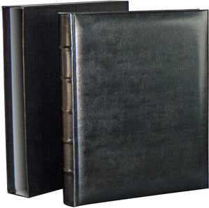Classic large photo albums with slipcases FA373BC