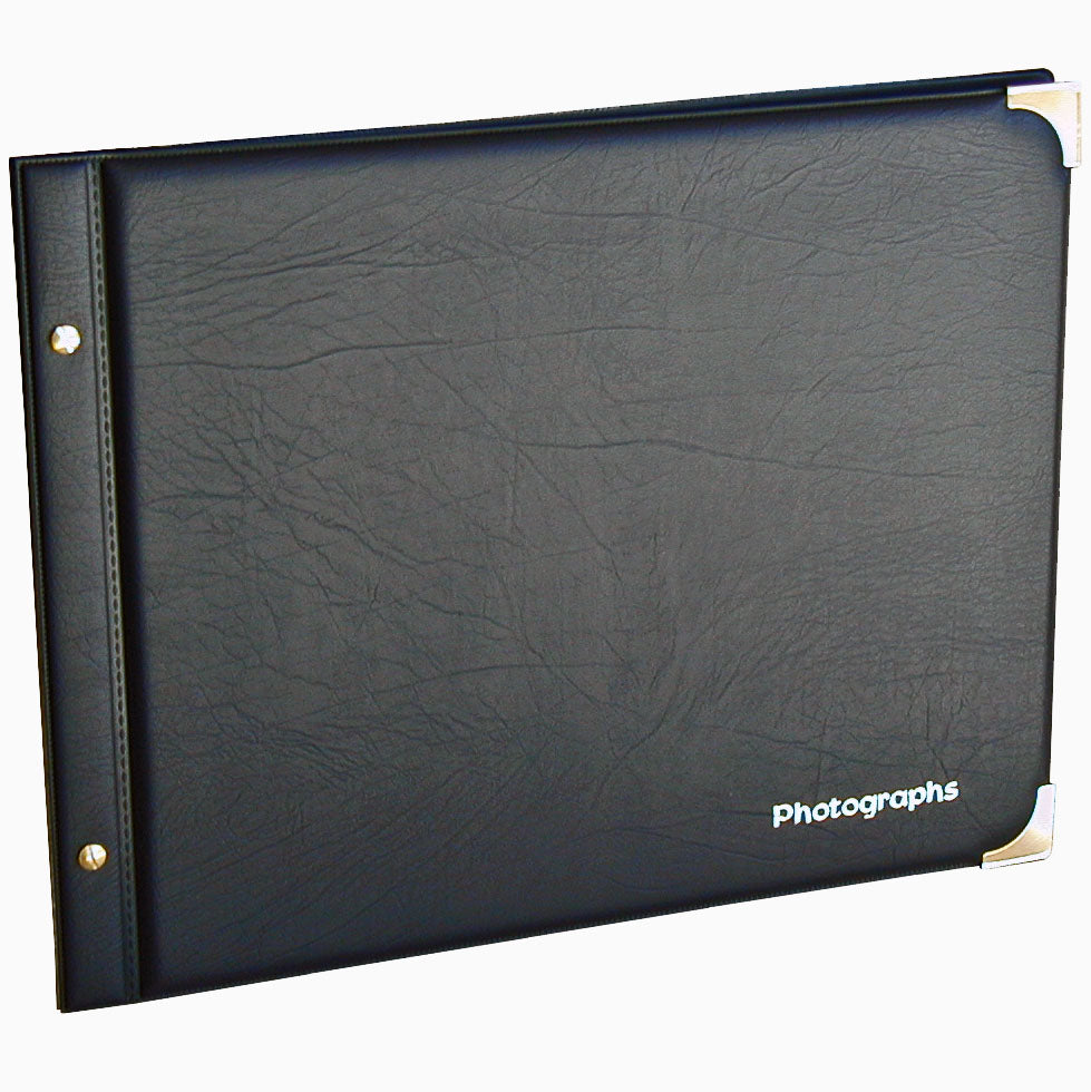 Cumberland FM6650 Black Leaf medium photo albums