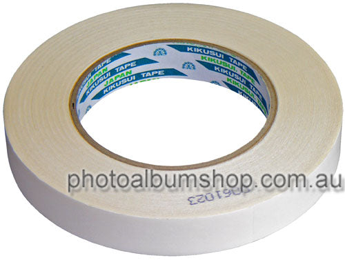 Kikusui 190 double-sided tape 18mm x 50m