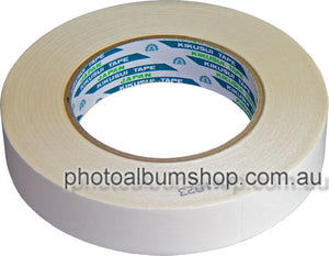 Kikusui 190 double-sided tape 24mm x 50m