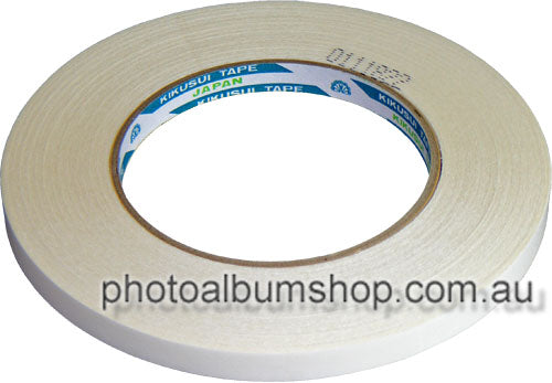 Kikusui 190 double-sided tapes 9mm x 50m