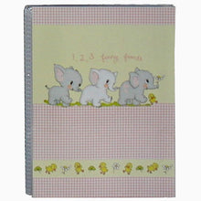 Fun Friends 6x4 slip-in 24 mini baby albums