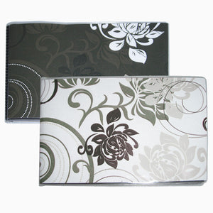 Grindy mini photo albums MA203 in black and white designs