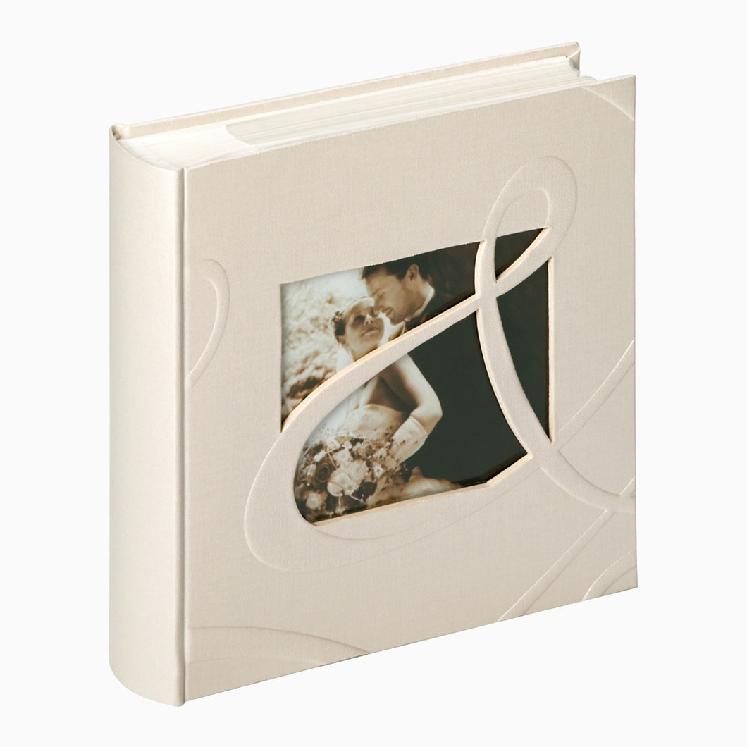 Ti Amo 6x4 slip-in 200 wedding albums with windows