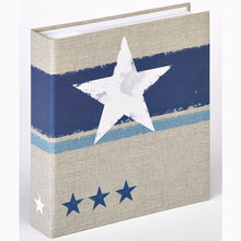 Stellar blue 5x7 slip-in 200 photo albums