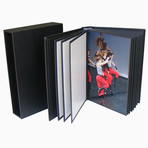 PortoBella self-mount 6x4 portfolio album with slipcase
