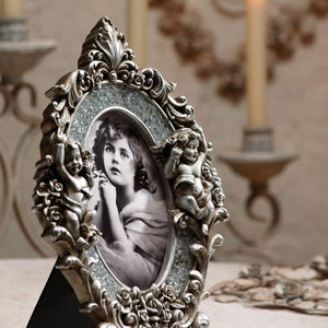 L'Ange ornate photo frames by Walther Design
