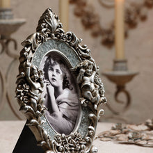 L'Ange ornate 7x5 photo frames from The Photo Album Shop