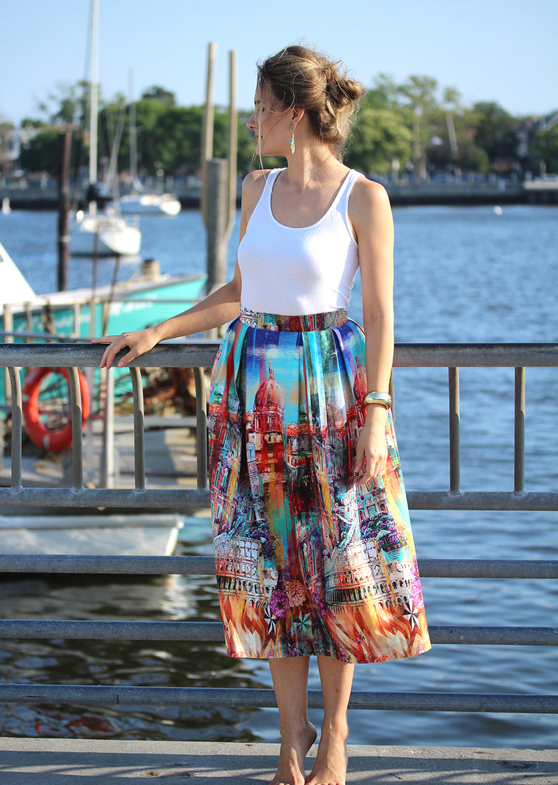 Roman Holiday Skirt