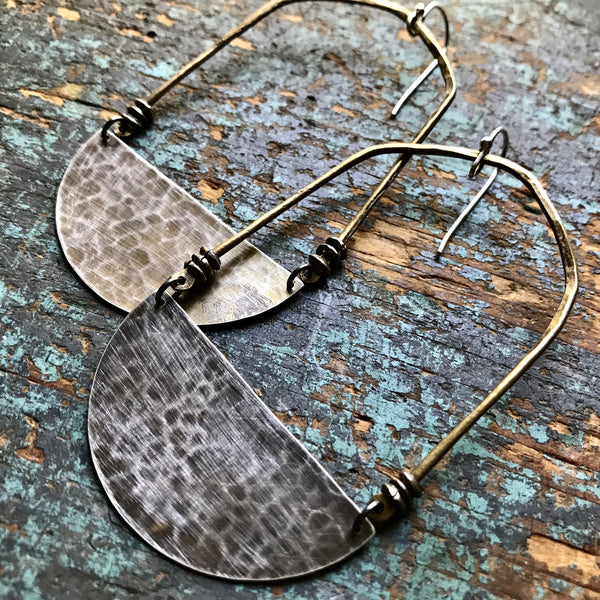 Selene Earrings - Large