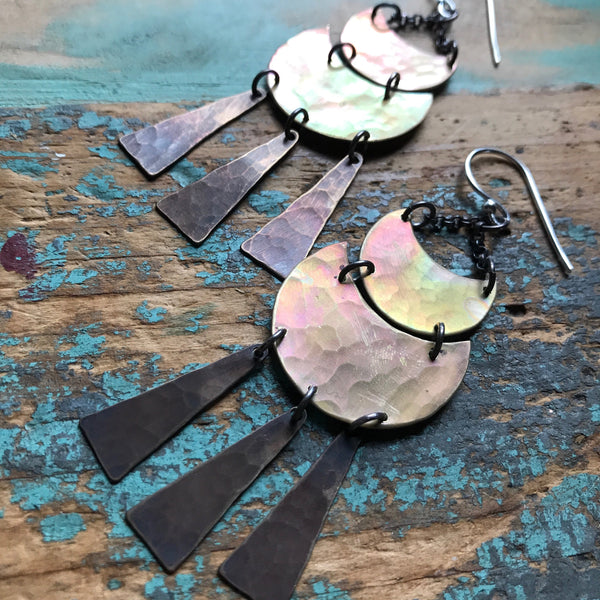 Solaris Earrings - Medium