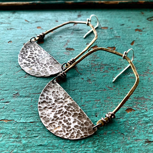 Selene Earrings - Medium