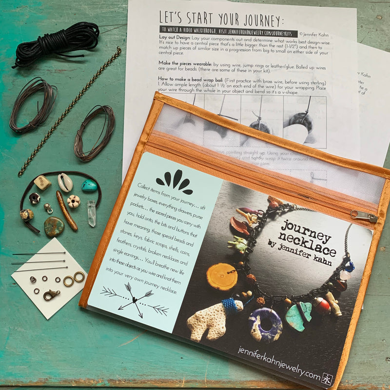 Journey Necklace Kit