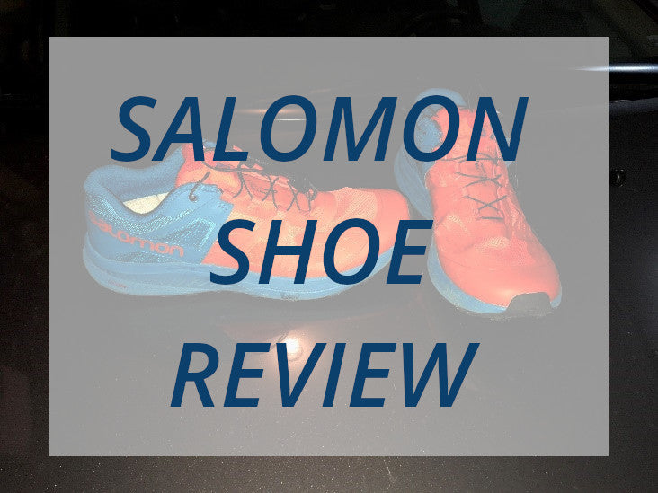 Salomon Shoe Review - Pre-Adventure Race