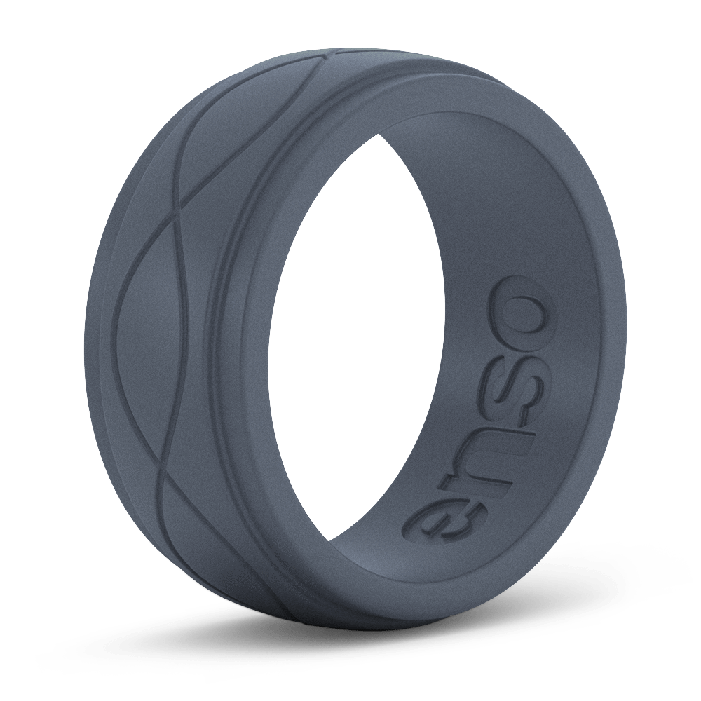 Enso Men's Infinity Classic Ring
