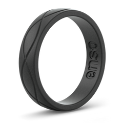 Enso Women's Infinity Ring