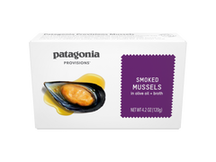 Patagonia Provisions Savory Smoked Mussels