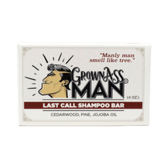 Grown Ass Man Shampoo Bar