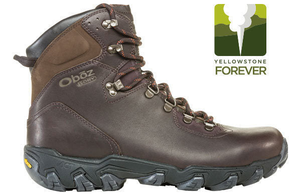 Oboz Men's Yellowstone Premium Mid B-Dry
