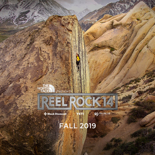 Reel Rock 14 - Movie Premier November 7th 7-9 PM