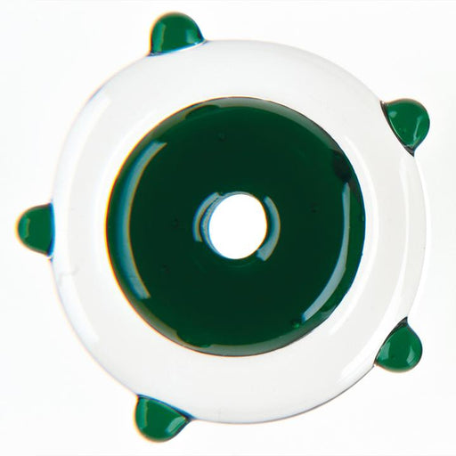 Dark Green Transparent RT-125-96 Glass Rods Coe96 Oceanside Compatible™ System 96® Glass Fusion Glass Fusing Warm Glass Glass Rods for Beadwork Bead Making Mosaic dots Happy Glass Art Supply www.happyglassartsupply.com