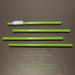 Amazon Green Opal RO-2264-96 Glass Rods Coe96 Oceanside Compatible™ System 96® Glass Fusion Glass Fusing Warm Glass Opalized Opalescent Glass Rods for Beadwork Bead Making Mosaic dots Happy Glass Art Supply www.happyglassartsupply.com