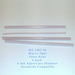 Mauve Opal RO-2402-96 Glass Rods Coe96 Oceanside Compatible™ System 96® Glass Fusion Glass Fusing Warm Glass Opalized Opalescent Glass Rods for Beadwork Bead Making Mosaic dots Happy Glass Art Supply www.happyglassartsupply.com