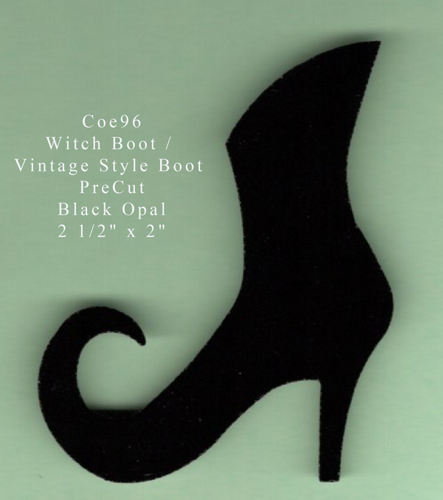 Witch Boot / Vintage Boot PreCut System 96®