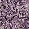 Lilac Opal fusible glass frit Oceanside Compatible System96 Coe96 at www.happyglassartsupply.com