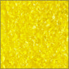 Yellow Opal fusible glass frit Oceanside Compatible System96 Coe96 at www.happyglassartsupply.com