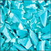 Load image into Gallery viewer, Turquoise Green Blue Opal System96 Coarse Frit fusible glass frit Oceanside Compatible System96 Coe96 at www.happyglassartsupply.com