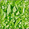Amazon Green Opal Opalescent System96 Oceanside Compatible™ Coe96 Fusible Glass Mosaic Frit Happy Glass Art Supply www.happyglassartsupply.com