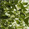 Olive Green Transparent System96 Oceanside Compatible™ Coe96 Fusible Glass Coarse Frit Happy Glass Art Supply www.happyglassartsupply.com