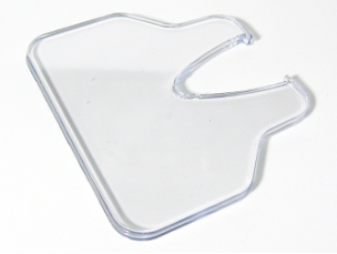 Removable face shield for Taurus 3 Ring Saw by Gemini Saw Company  Happy Glass Art Supply www.happyglassartsupply.com