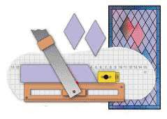 Morton Glassworks - The Ultimate Cutting System Kit  glass cutting tools at www.happyglassartsupply.com