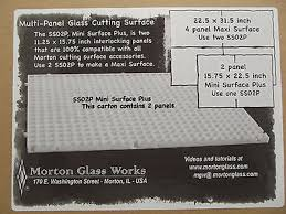 Mini Surface Plus - Morton Glassworks at www.happyglassartsupply.com