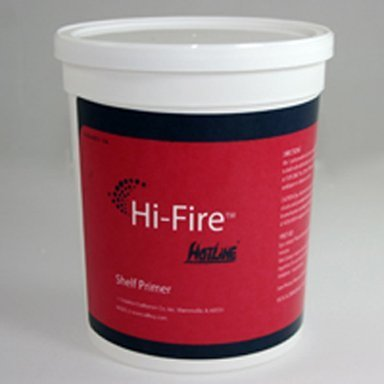 Hi-Fire Shelf and Mold Primer for kilns at www.happyglassartsupply.com