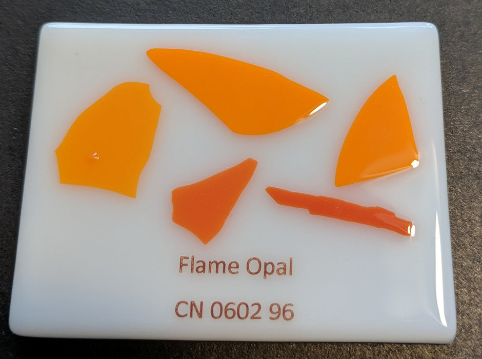Flame Opal Striker System96 Confetti Oceanside Compatible at www.happyglassartsupply.com