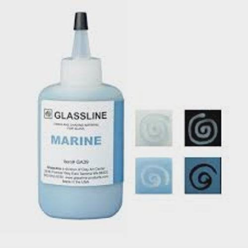 Marine Glassline Fusing Paint Pen GA 39 at www.happyglassartsupply.com