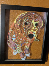 Load image into Gallery viewer, Metallic Copper Glassline Fusing Paint Pen GA 17 at www.happyglassartsupply.com
